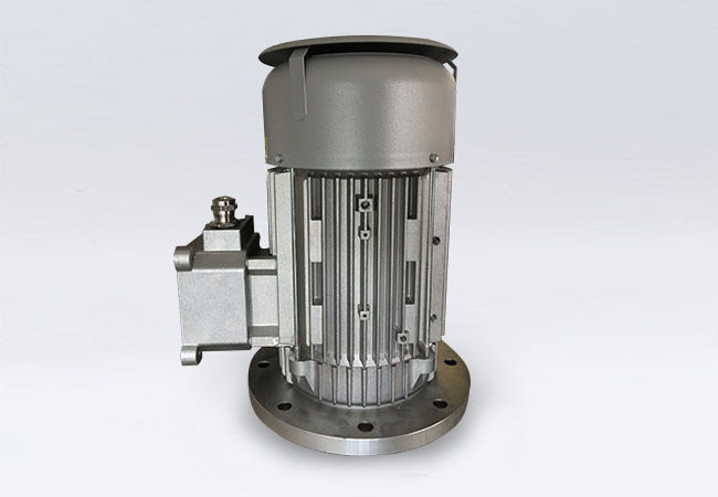 Motor complete with fan + rain cover (applicable only for RL-MIA-MIA1)